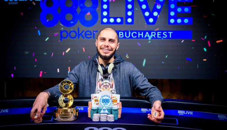 888poker LIVE Bucharest