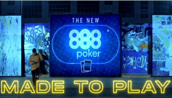 888poker  — Made to Play